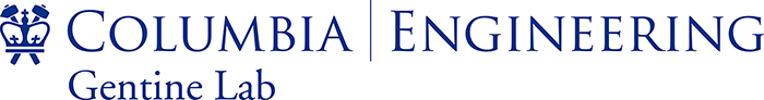 Columbia | Gentine Lab logo